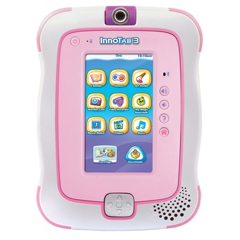 InnoTab 3 Plus (Pink) - The Learning Tablet